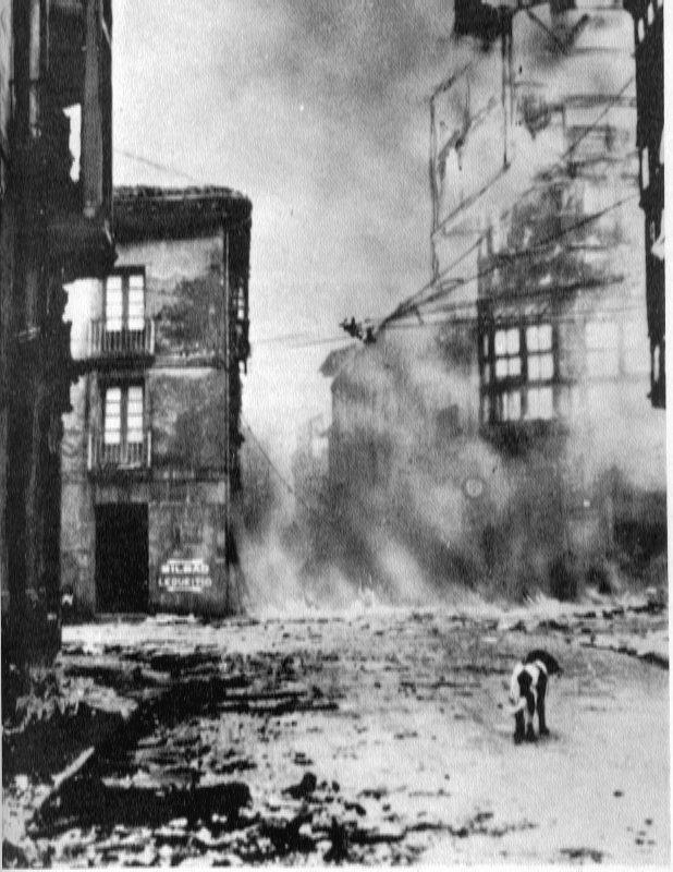 Guernica Ville D Espagne